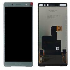 Sony écran LCD complet pour Xperia XZ2 compact h8314 réparation vert échange