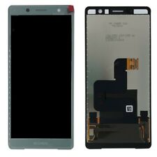 Sony Display LCD Komplett für Xperia XZ2 Compact H8314 Reparatur Grün Ersatz Neu