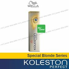 Wella Koleston Perfect Permanent Hair Color Dye 60g - Special Blonde Series