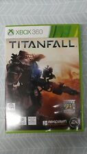 Replacement Case TITANFALL (NO VIDEO GAME)  XBOX 360