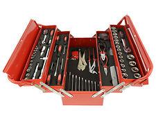 Profi 86 PC Werkzeugkiste Werkzeugkoffer Werkzeugbox Werkzeugkasten Metall Satz