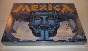 Brand New Factory Sealed Mexica Board Game NIB Out of Print Rio Grande Games OOP