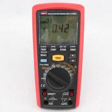 UT505B Handheld Insulation Resistance Tester True RMS Resistance Tester