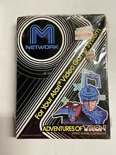 Adventures of Tron NEW FACTORY SEALED for Atari 2600 Video Game System