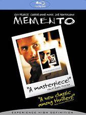 Memento [Blu-ray] DVD, Joe Pantoliano, Carrie-Anne Moss, Guy Pearce, Christopher