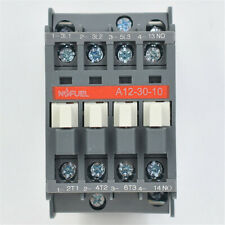 A12-30-10 Contactor  AC120V 12A Directly replace for ABB Contactor A12-30-10