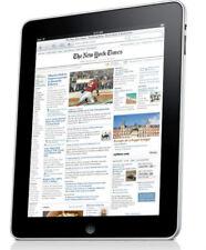 "Apple iPad 1st Gen 32GB, Wi-Fi + 3G (AT&T), 9.7"" (MC496LL/A) - Black"