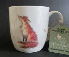 "Wrendale Fox Mug ""The Artful Poacher"" Fine China"