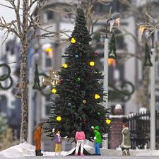 """Busch H0 5413 """"Premium Weihnachtsbaum mit 7 Kerzendioden Neu"""