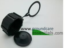 Kawasaki Fuel Tank Cap Including Breather fitted to Hedge Cutters & Strimmers