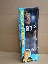 Aaron Carter Ken Barbie Tamaño Hombre Niño Muñeca Celebridad Articulado Articulado Retrato