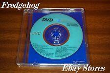 JVC cl-dvd8blk - Mini DVD Lens/Disco di pulizia a laser - 8cm per-R/- RW Videocamere
