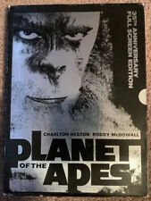 Planet of the Apes (Dvd, 2004, 2-Disc Set, Special Edition Full Frame)