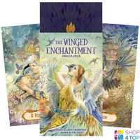 THE WINGED ENCHANTMENT ORAKEL KARTEN DECK ESOTERIC TELLING US GAMES SYSTEMS NEU