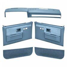 Coverlay 18-601CF for Chevy Blazer 87-91 Light Blue Interior Combo Kit Full Pwr