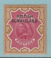 SOMALILAND PROTECTORATE 10 MINT HINGED OG * NO FAULTS VERY FINE!