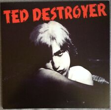 TED DESTROYER Atomic Baby 1983 French Punk alternatif Oberkampf Wunderbach