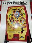 Vintage+1975+Japanese+Pinball+Super+Pachinko+Epoch+Games+6100+In+Orig+Box+NICE%21