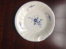 "4"" New Dishwasher Safe Blue & White  Villeroy & Boch Luxembourg Ashtray Dish"