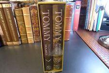 Folio Society TOMMY, Richard Holmes, 2 Volumes, Slipcase NEW/SEALED History WWI