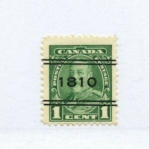 #2-217, SHERBROOKE,  #1810 Cat $7.50 PRECANCEL, Canada used