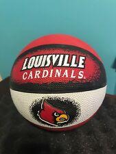 Louisville Cardinals 22.5 Inch Mini Basketball