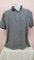 GANT GOLF Size Large Men's Polo Shirt short sleeve cotton