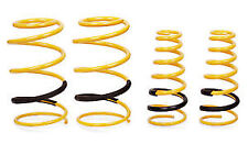 HYUNDAI TERRACAN 01-06 REAR RAISED KING SPRINGS FULL CAR KIT