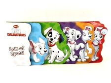 """101 DALMATIANS, DISNEY """"LOTS of SPOTS"""" FLIP BOOK Dogs English Ages 4+ Gift NEW!"""