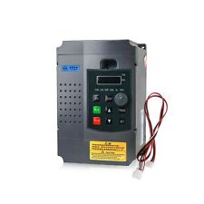 22kw Vfd Variable Frequency Drive 3hp Vfd 10a Inverter Converter For Cnc S