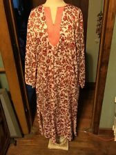 Carol Hochman Zipped Winter Nightgown L