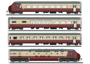 MÄRKLIN 39706 TEE-Dieseltriebzug RAm SBB mit vielen Funktionen NEU OVP°