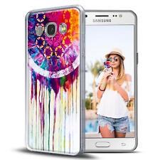 Handy Tasche Samsung Galaxy J3 2016 J320 Schutz Hülle Silikon Cover Back Case