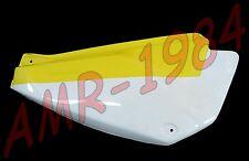 FIANCATA LATERALE DX APRILIA TUAREG RALLY 125 92 COLORE BIANCO GIALLO  AP8131651
