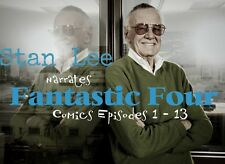 Stan Lee Narrates The Fantastic Four Radio Show