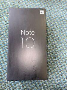Xiaomi Mi Note 10 - 128GB - Midnight Black (Unlocked) (Dual SIM)