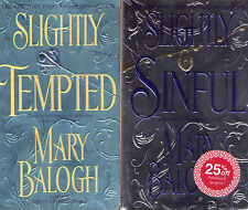 Complete Set Series - Lot of 6 Bedwyn Slightly books by Mary Balogh (Historical)