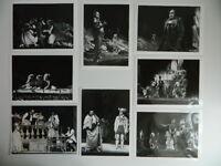 Alain Kaiser 36 Foto Original Ópera Estrasburgo Siegfried El Tosca Otello 1978