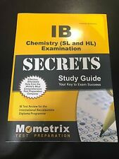 IB Chemistry (SL and HL) Examination Secrets Study Guide (ISBN: 9781627337465)