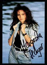 Margarita Hayer AUTOGRAFO MAPPA ORIGINALE FIRMATO # BC 25716