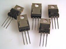 ST L7815CV 3 Terminal Linear Voltage Regs 15V 1A Positive 5 Pieces OMB3-20