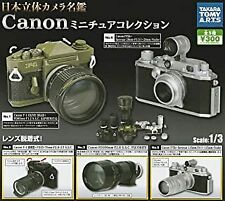 Camera Directory CANON Miniature Collection All 5 set Gashapon mascot toys