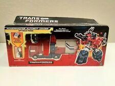 Transformers Optimus Prime Powermaster Autobot Leader HiQ powermaster figure