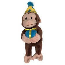 "GUND Curious George 11"" Plush Monkey Birthday Celebration Party Hat"
