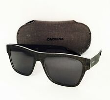 de4fae10d893 NEW Carrera Sunglasses 5002/TX FUA/E5 Black/Grey 55•17•