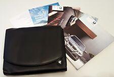 BMW 3 SERIES E90 E91 SALOON - TOURING M3 2008-2012 Manual Owners Handbook WALLET