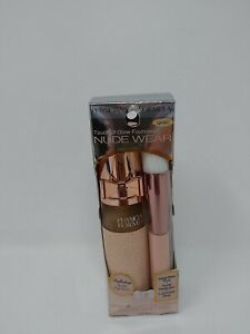 Physicians Formula Nude Wear Touch Of Glow Foundation NEW Light 6437