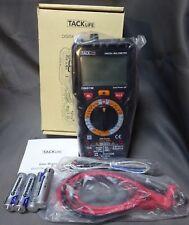 Tacklife DM01M Advanced Digital Multimeter Trms 6000 Counts Tester DM07 (CL834)