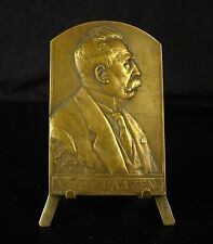 Médaille Valère Haazen Sociéte de Pharmacie d'Anvers 1922 pharmacy 75 mm Medal