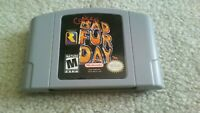 Conker's Bad Fur Day N64 Nintendo 64!!!!! Brand New......Quick Shipping!!!